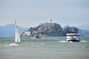 En route pour Alcatraz