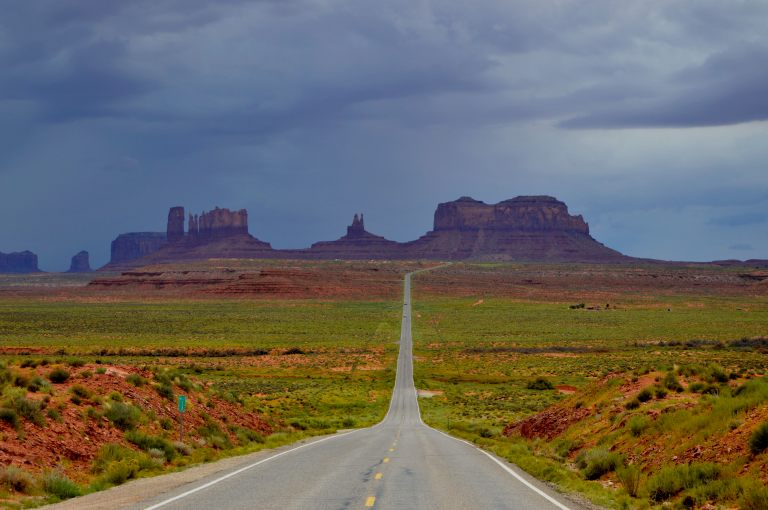 ouest usa vue mexican hat