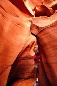 ouest usa lower antelope vertical
