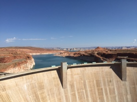 OUEST USA GLEN CANYON DAM