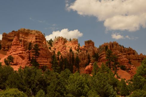 ouest usa red canyon