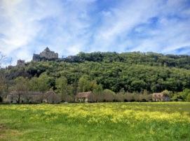 château de Castelaud